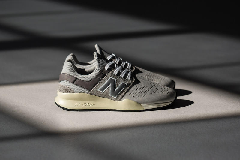 New Balance MS247v2 Grey release info sneakers footwear revlite running