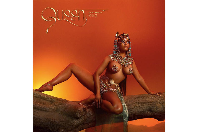 Nicki Minaj Queen Release Date Cover Art new 2018 august 10