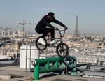 Nigel Sylvester Bikes Through London & Paris In Latest 'GO' Video