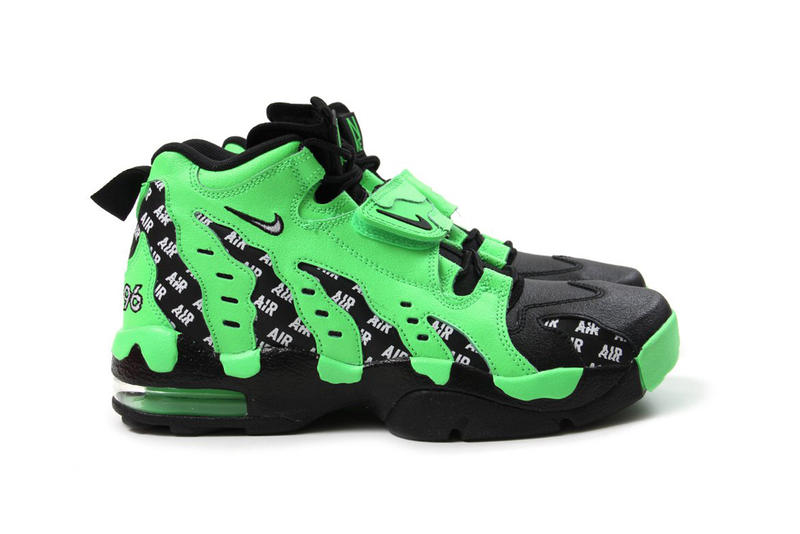 7965d9ab8040 Nike Air DT Max 96 Trainer SC High SOA green red black june 2018 release  date