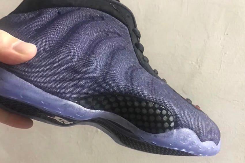 Nike Foamposite One Concord Size 11.5 USED Ptownkicks