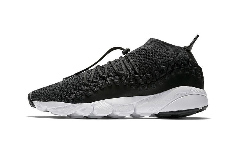 huge selection of 537e3 fab2c Nike Air Footscape Woven Chukka Flyknit Black