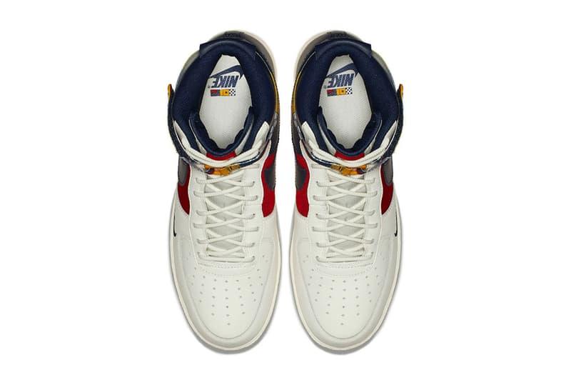 Nike Air Force 1 Nautical Redux Pack High Low  2018 release date info drop sneakers shoes footwear