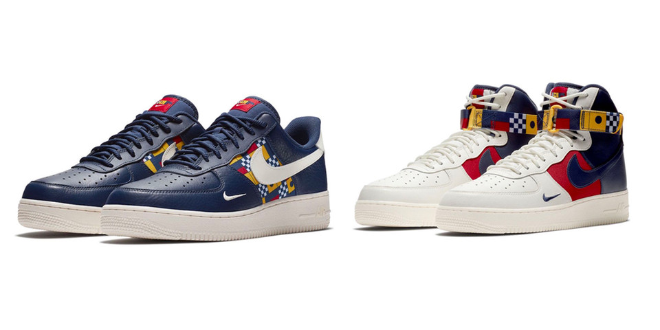 new concept bd2a4 90091 Nike Air Force 1
