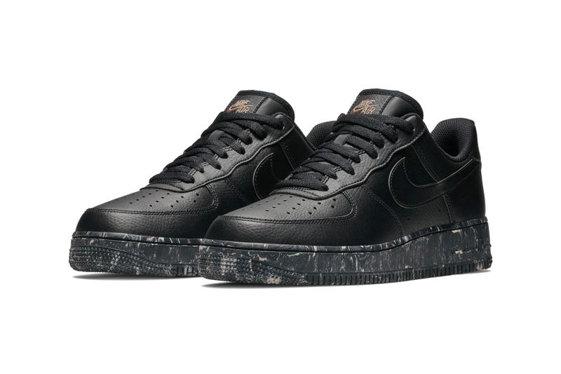 Nike Air Force 1 Low black Marble Print Midsole sneaker release date particle beige