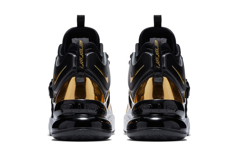 Nike Air Force 270 Gold Standard Release Date 2018 footwear nike sportswear