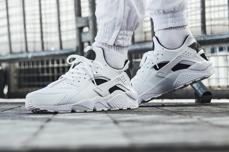 "Nike Air Huarache ""Black/Pure Platinum"" sneaker release date price purchase available now"