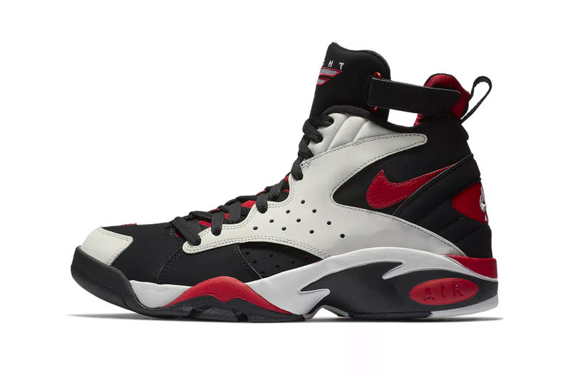 """Nike Air Maestro II LTD """"Gym Red"""" Available Now release date sneaker scottie pippen basketball"""