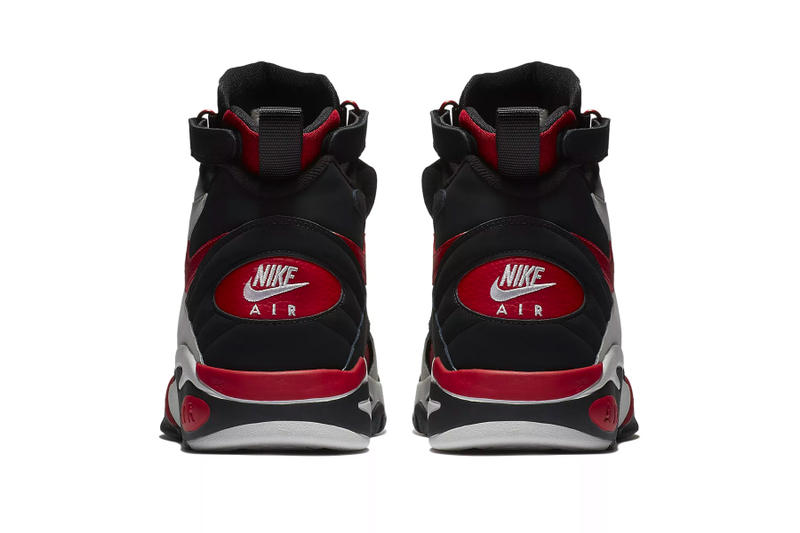 "Nike Air Maestro II LTD ""Gym Red"" Available Now release date sneaker scottie pippen basketball"