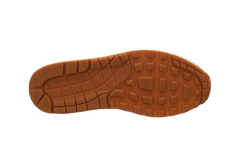 """Nike Air Max 1 Premium """"Beach Camo"""" Release Date sneaker canvas beige"""