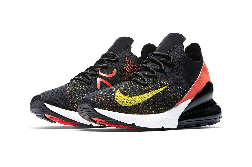 Nike Air Max 270 Flyknit Multicolor