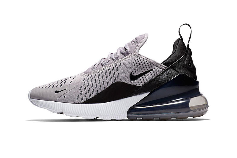 Nike Air Max 270 Light Grey 2018 release date pricing footwear sneakers