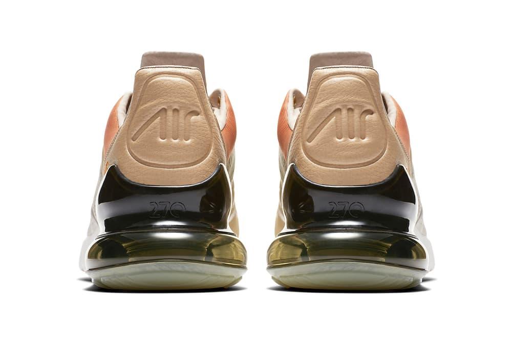 Nike Air Max 270 Premium String Black july 2018 release date info drop sneakers shoes footwear