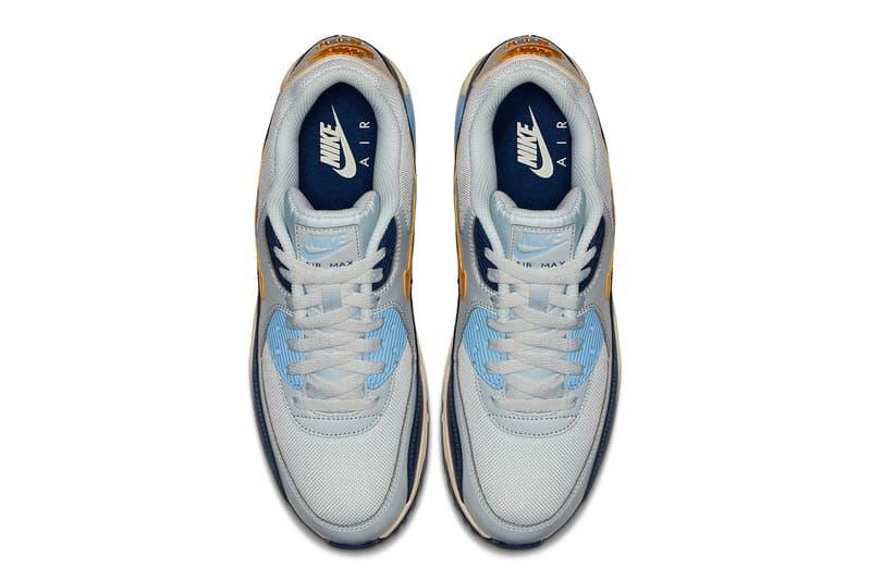 baba0eeaf333 Nike Air Max 90 Vintage Yellow release date sneaker nike sportswear release  info footwear 2018