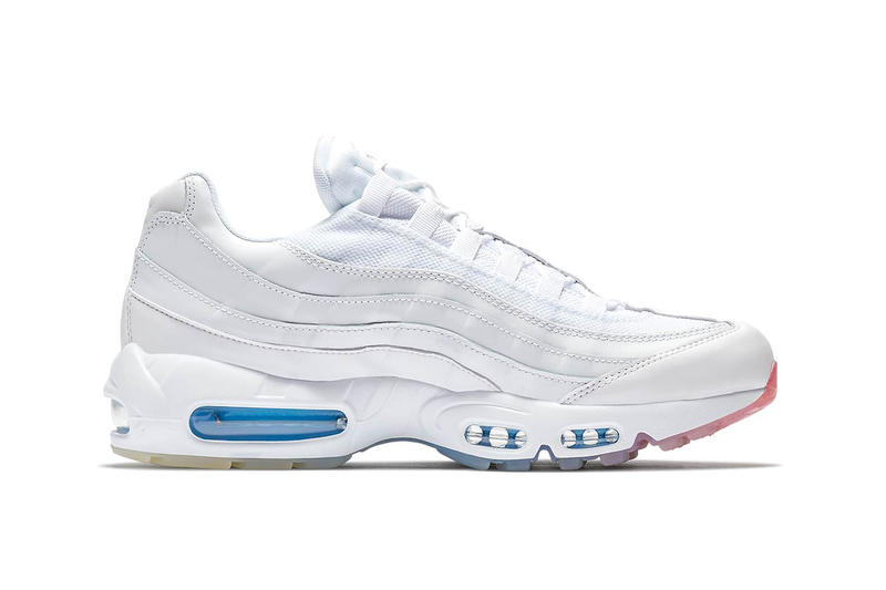 Nike Adds A Gradient Sole To The Air Max 95 Hypebeast