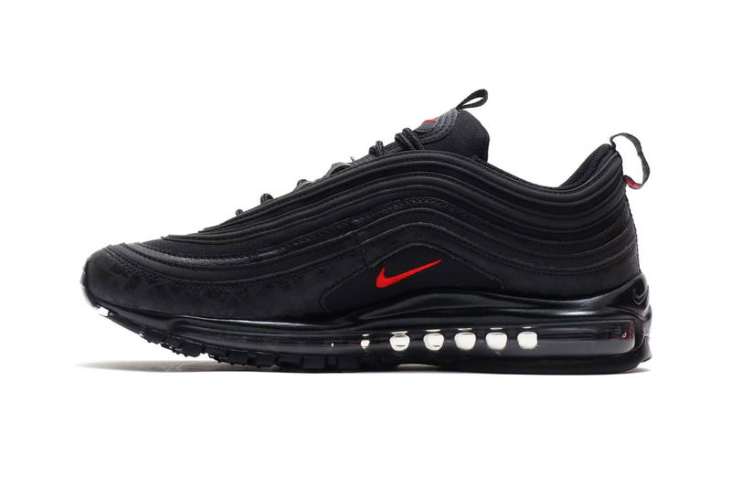 best website 34b50 50208 Nike Air Max 97 black university red release info sneakers footwear branding