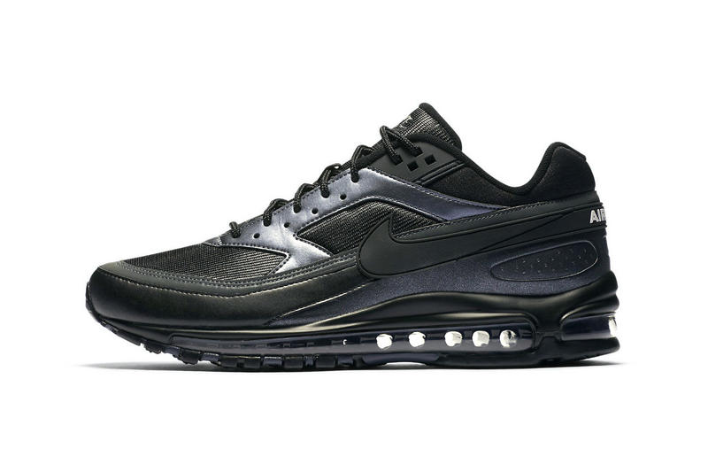 dde7970bc80f Nike Skepta Air Max 97   BW Triple Black Release Details Information News  General