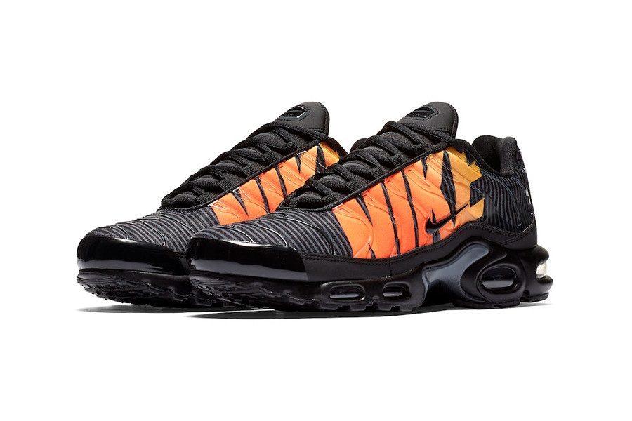 best authentic 87cb8 58f5f Nike Air Max Plus Striped Upper More Colorways | HYPEBEAST