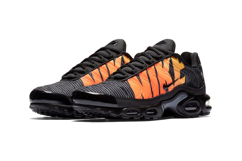 meilleur authentique b9964 78ffb Nike Air Max Plus Striped Upper More Colorways | HYPEBEAST