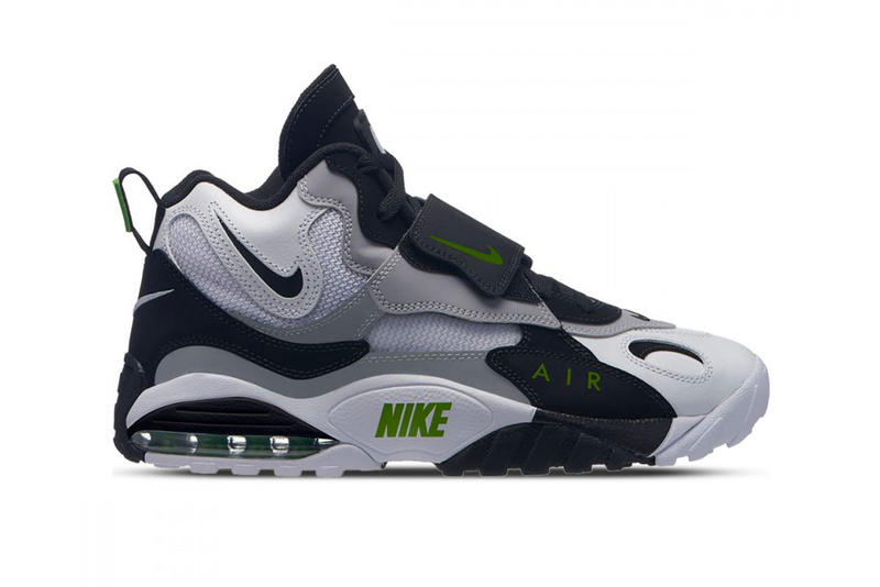 "Nike Air Max Speed Turf ""Wolf Grey/Chlorophyll"" release date price retro sneaker"
