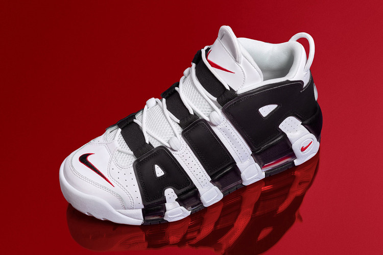 29bded1802c751 Nike Air More Uptempo Chicago Bulls-Inspired Colorway Rereleases This Week