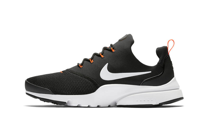 new concept 472ef 430a9 Nike Air Presto Fly Just Do It black running sneakers footwear
