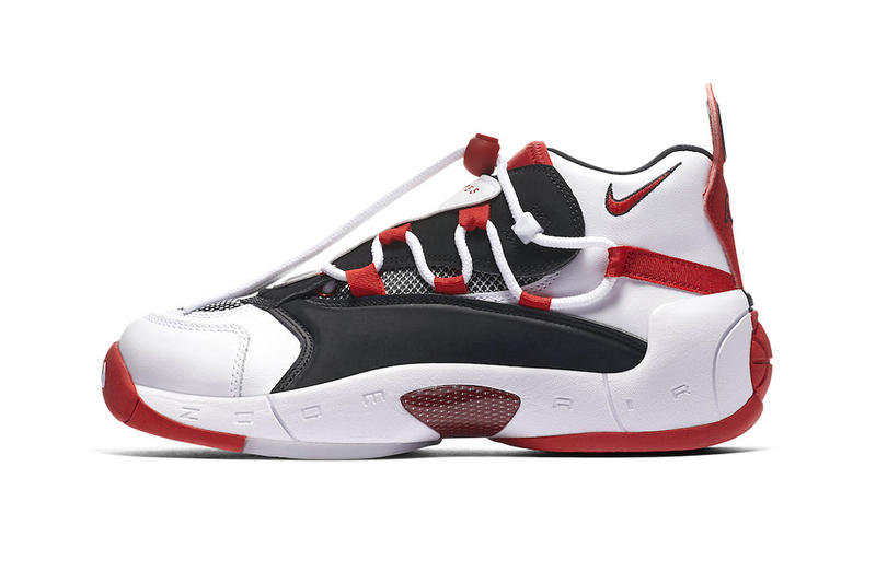 official photos f68ae c4de1 Nike Air Swoopes 2 Sheryl Swoopes release info retro runner first female  signature athlete Nike Basketball