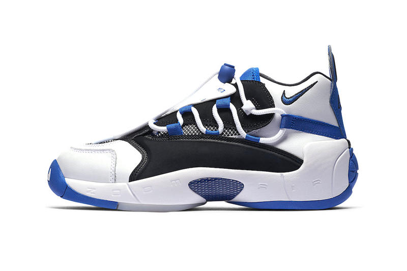 Nike Air Swoopes 2 Sheryl Swoopes release info retro runner first female signature athlete Nike Basketball Red White Blue purchase price August