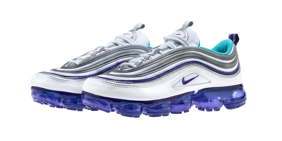 "cheap for discount 4a3be d8cb2 Nike Air VaporMax 97 ""Varsity Purple"" 