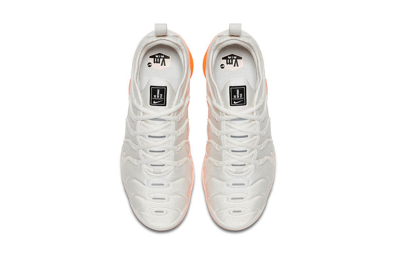 668a1f689e32 Nike Air VaporMax Plus creamsicle 2018 summer nike sportswear footwear womens  wmns