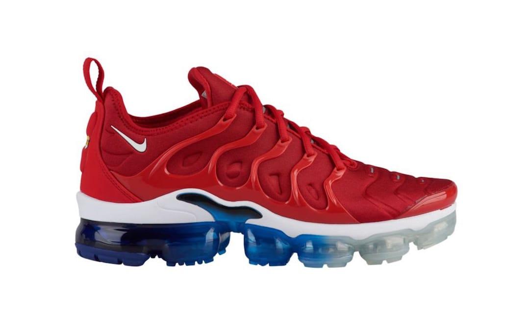 Nike Unveils the Air VaporMax Plus USA