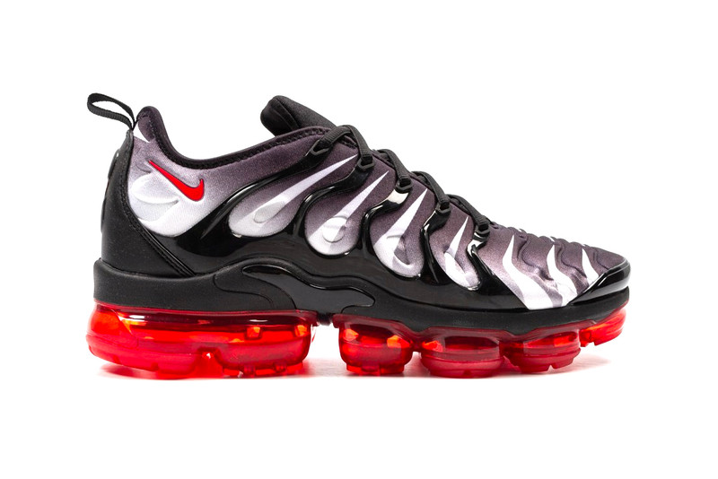 "0b93c8e81 Another Look at the Nike Air VaporMax Plus ""Red Shark Tooth"""