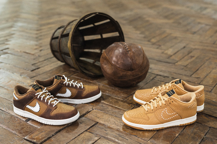 Nike Honors the World s Oldest Indoor Basketball Court With New Dunks 68ddeb930e42