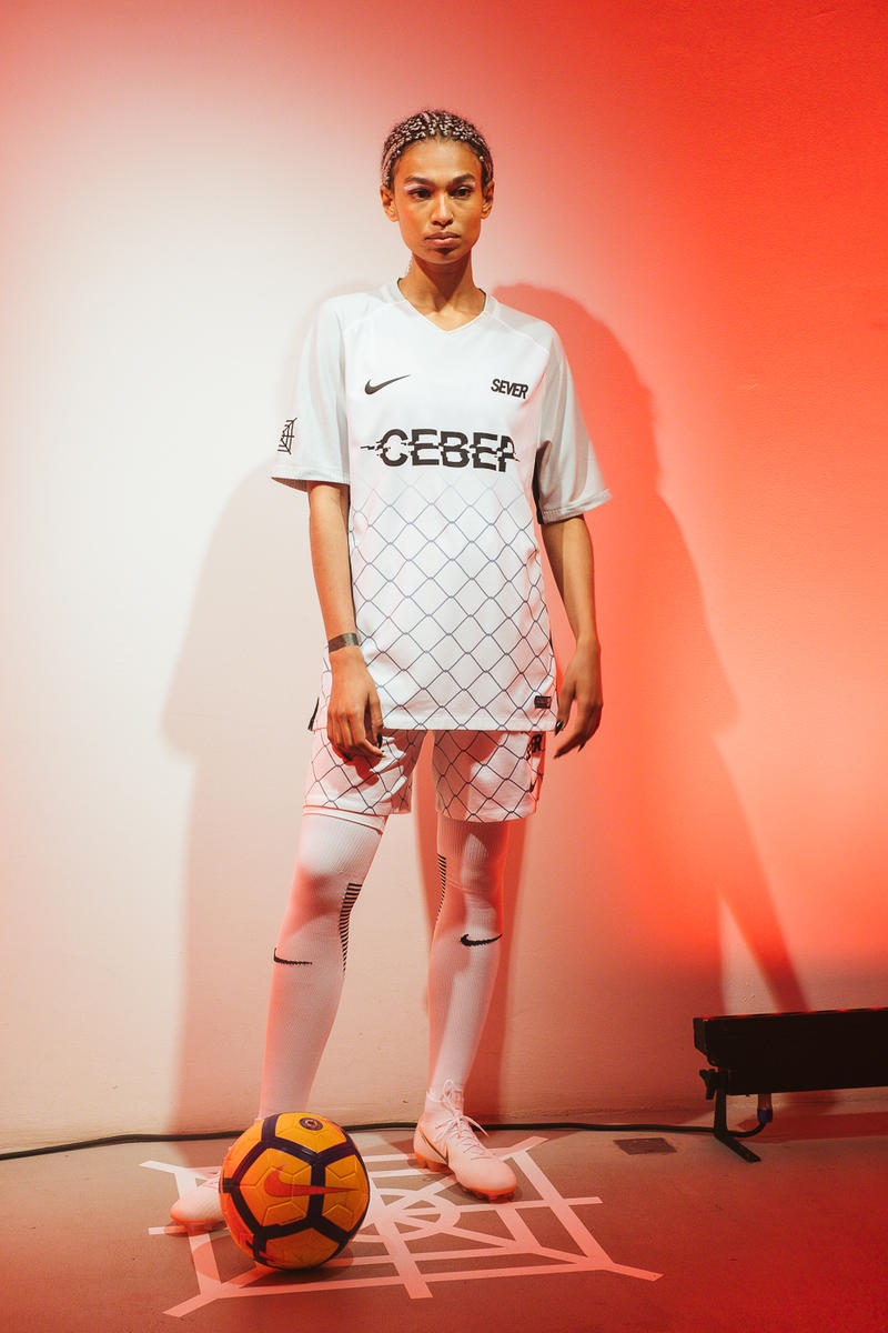 Nike Football Korobka Collection Moscow Jersey Kits Sportwear Soccer 2018 FIFA World Cup Russia ZULUWARRIOR Sever Belief Moscow Cyber69 Fashion