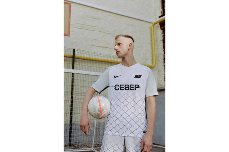 Nike Football Korobka Russian Soccer Collection Football Vsevolod Sever Cherepanov CYBER69 BELIEF Moscow ZULUWARRIOR FACES&LACES Dmitriy Oskes