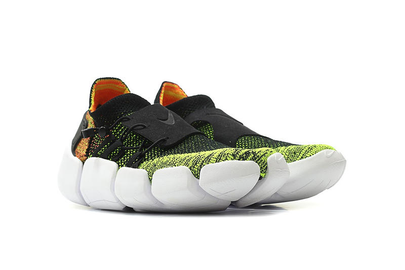 "Nike Footscape Flyknit DM ""Volt/Bright Mango"""