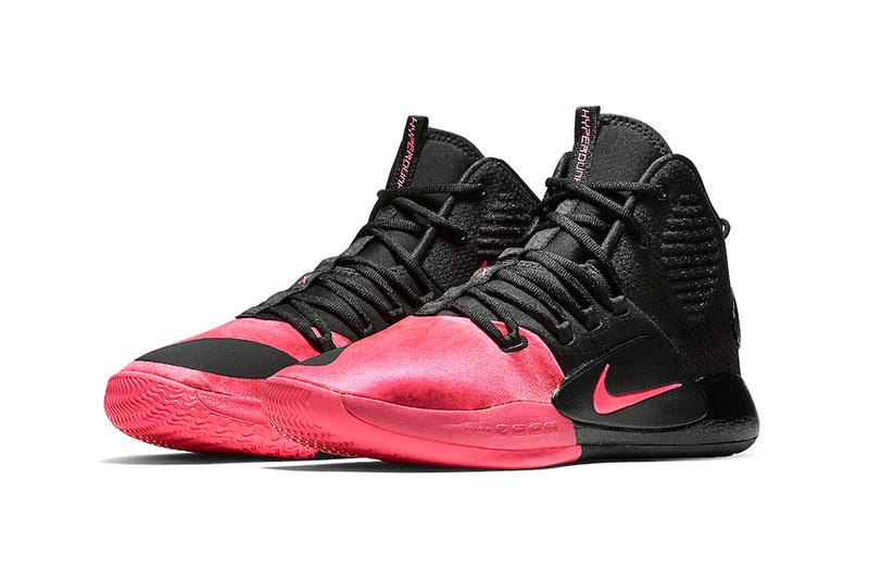 Nike Hyperdunk X KAY YOW Shoe Basketball 2018 Black Pink