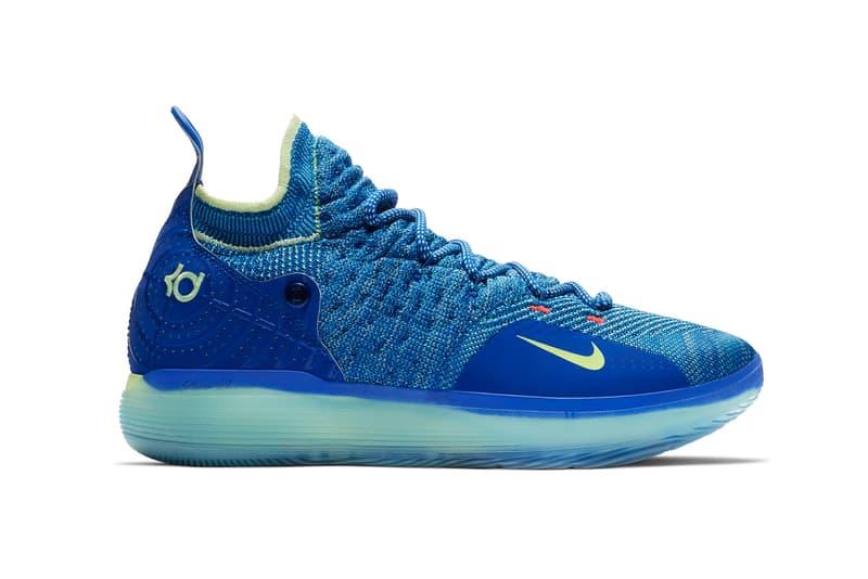 Nike Kevin Durant KD11 nike basketball footwear 2018 june july golden state warriors nba