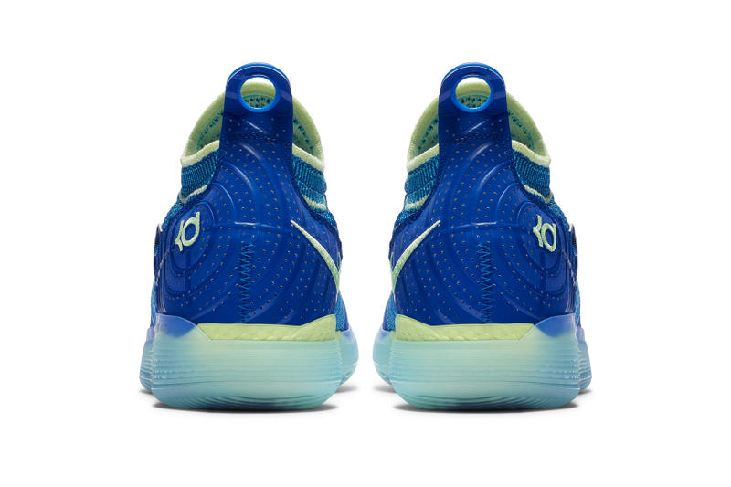 Nike Kevin Durant KD11 nike basketball footwear 2018 june july golden state warriors nba