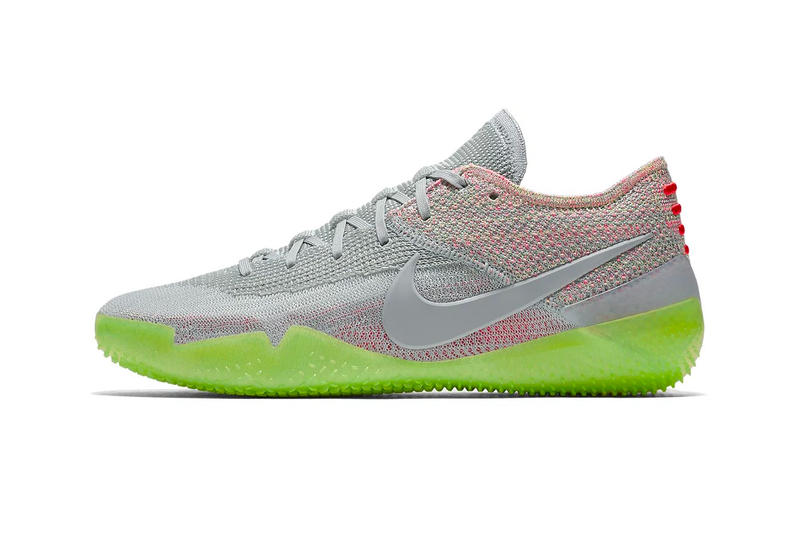 Nike Kobe AD NXT 360 Multi-color first look Kobe Bryant signature sneaker  low cut 89eeab6daa13