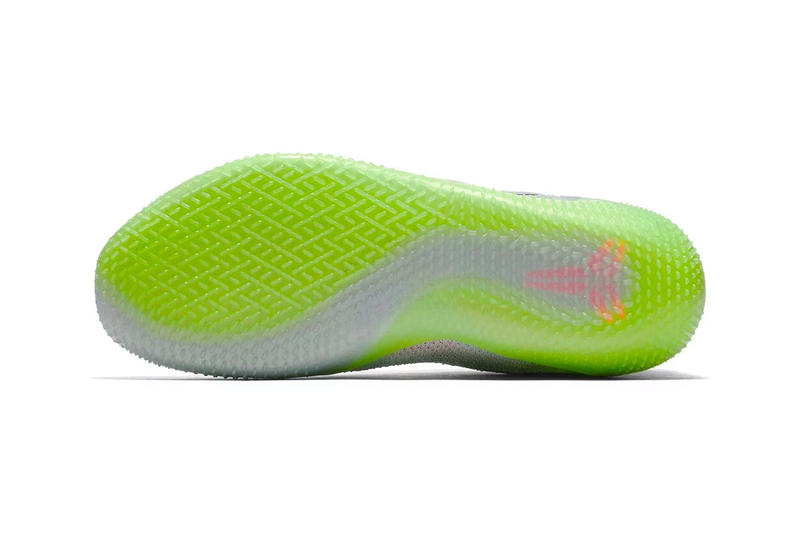 Nike Kobe AD NXT 360 Multi-color first look Kobe Bryant signature sneaker low cut basketball court footwear