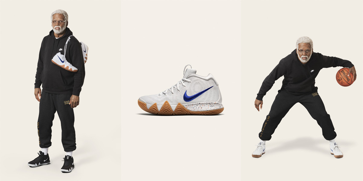 Nike Reveals Kyrie Irving Uncle Drew