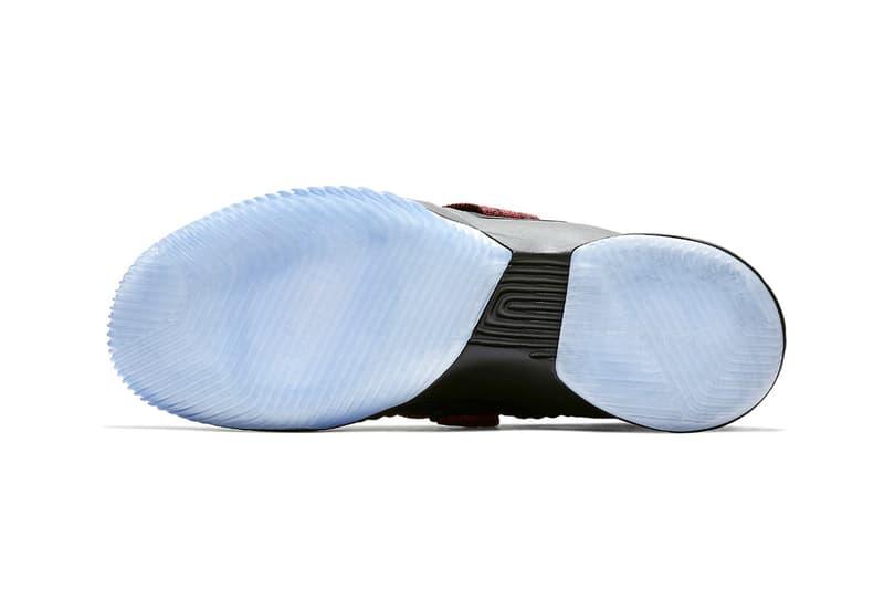 Nike LeBron Soldier 12 Bred black red release info lebron james sneakers footwear