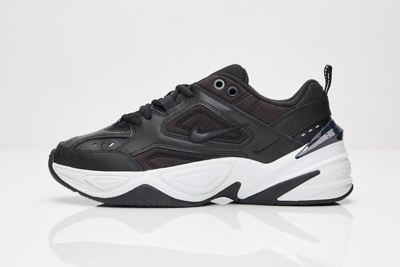 680a96568a00a Nike M2K Tekno black black off white obsidian white white pure platinum  release info drops dad
