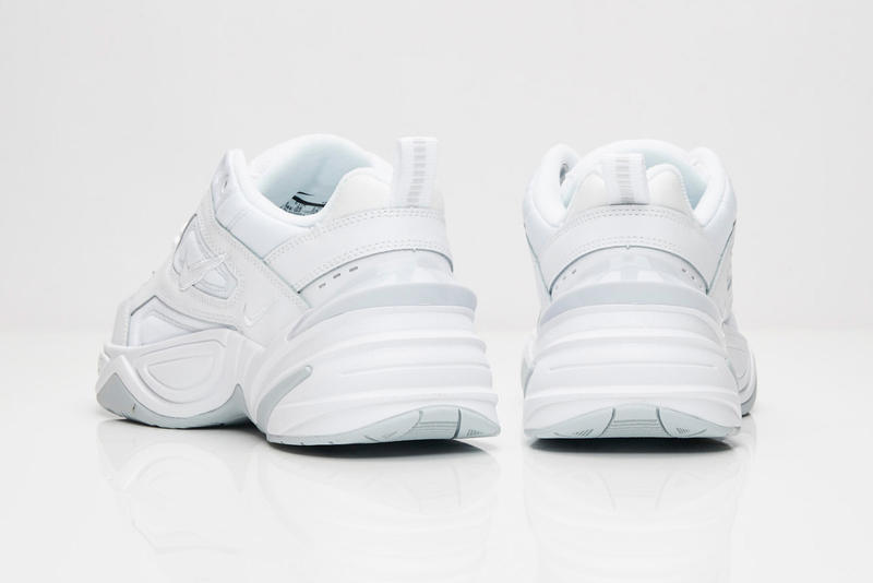 Nike M2K Tekno black black off white obsidian white white pure platinum release info drops dad chunky sneakers