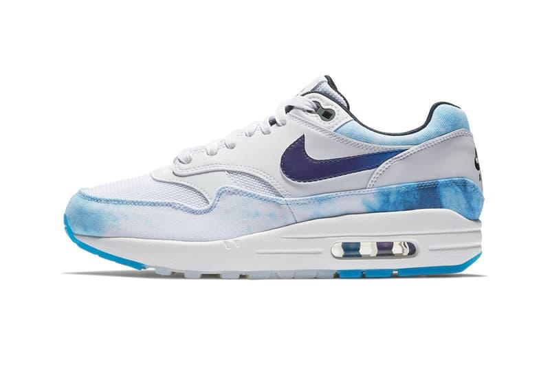 Nike N7 Air Max 1 acid wash blue release date sneaker nike sportswear release info footwear 2018