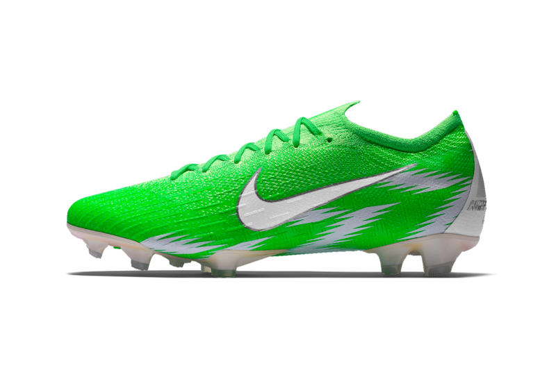 1f8302578 Nike Nigeria Naija Mercurial 360 Football Boots Green White 2018 FIFA World  Cup Superfly Release Details