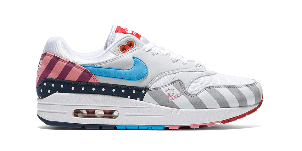 new product f3d74 b9a40 Parra x Nike Air Max 1 First Look   HYPEBEAST