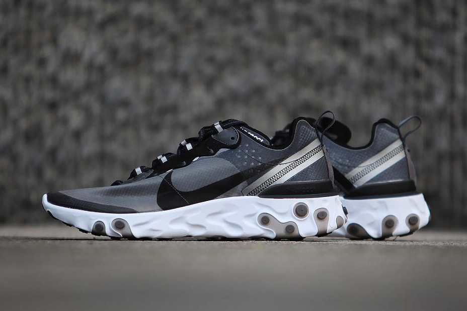 c4135d9f73ba Nike React Element 87 General Release Colorways