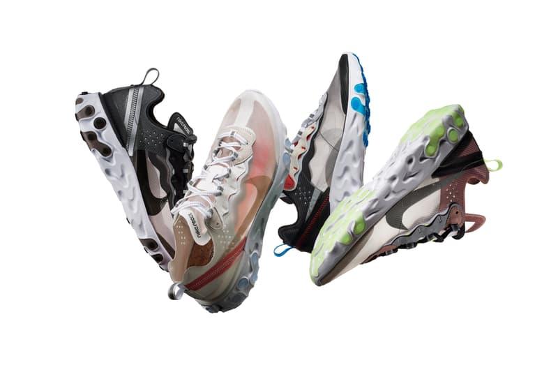 14696a49a2b Nike React Element 87 2018 june july footwear nike sportswear